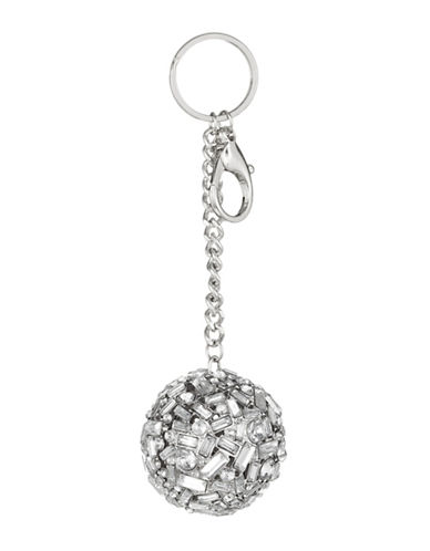 Expression Disco Ball Keychain-SILVER-One Size