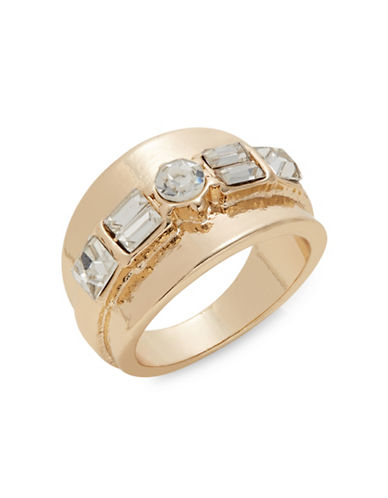 Expression Surround Stone Ring-GOLD-8