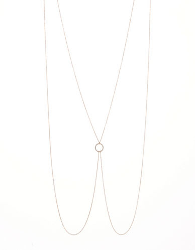 Expression O-Ring Body Chain-GOLD-One Size