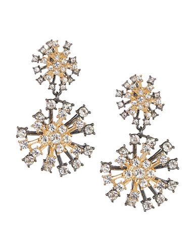 Expression Firework Statement Earrings-ASSORTED-One Size