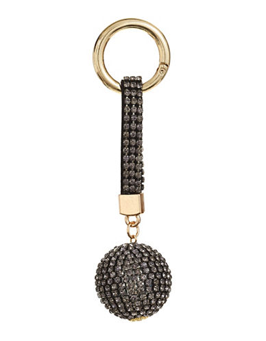 Expression Disco Ball Keychain-GOLD-One Size