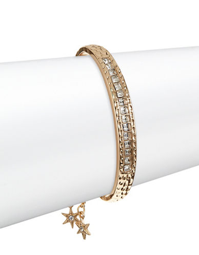 Expression Star Tassel Bangle-GOLD-One Size