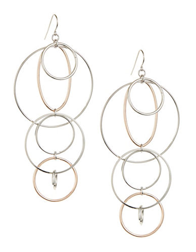 Expression Oval Drop Earrings-ASSORTED-One Size