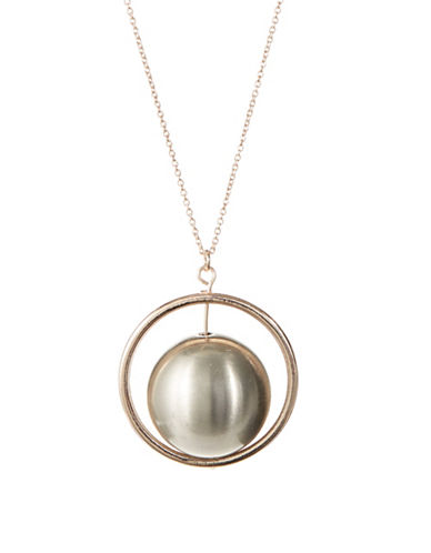 Expression Orbital Necklace-ASSORTED-One Size