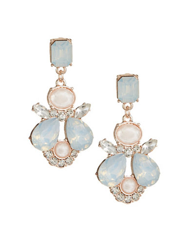 Expression Multi Stone Post Earrings-ASSORTED-One Size