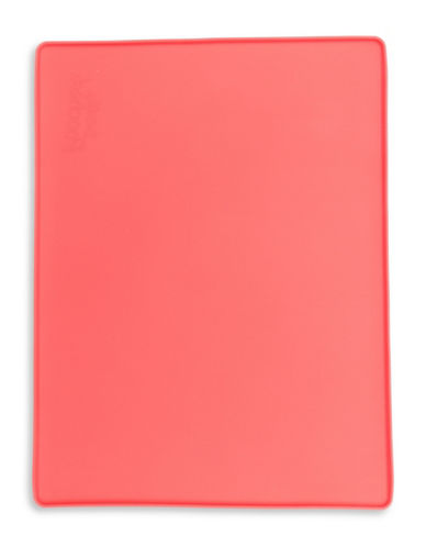 Totally Pooched Silicone Dog Food Mat-PINK-One Size