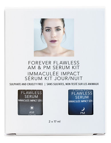 Flawless By Friday Flawless by Friday AM-PM Serum-NO COLOUR-15 ml