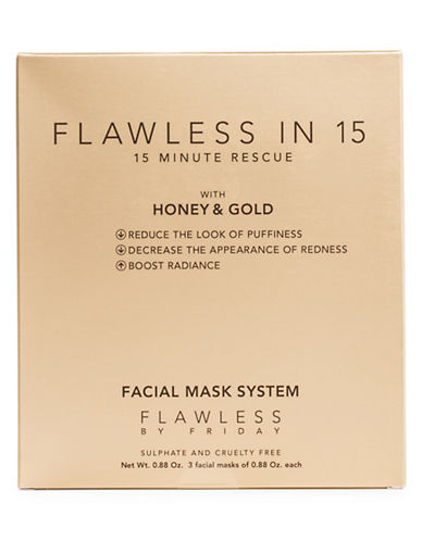 Flawless By Friday Flawless in 15 Face Masks-NO COLOUR-0