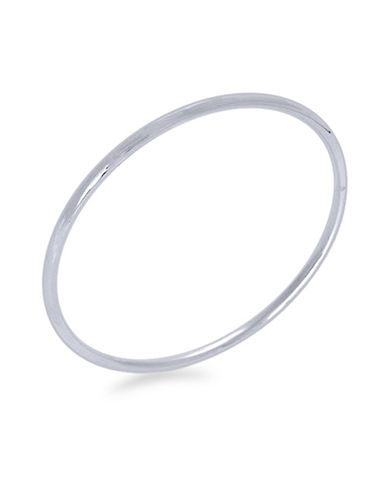 Hera Classic Stax Mystic Finish Bangle-SILVER-One Size
