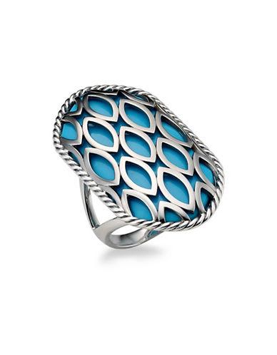 Hera Theya Gemstone Ring-SILVER-7
