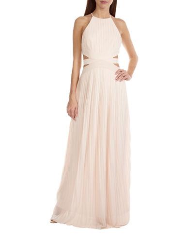Tfnc Boston Maxi Dress-NUDE-Small