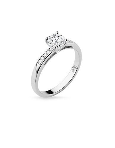 Naledi Bridal Stella 14K White Gold Diamond Engagement Ring-DIAMOND-6