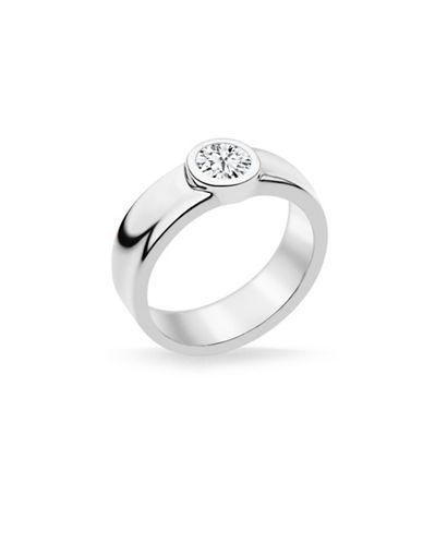 Naledi Bridal Aaliyah 14K White Gold Diamond Engagement Ring-DIAMOND-6