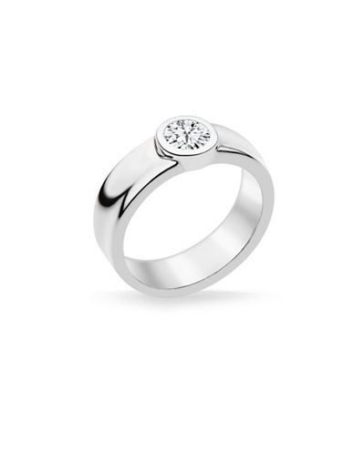 Naledi Bridal Aaliyah 14K White Gold Diamond Engagement Ring-DIAMOND-7