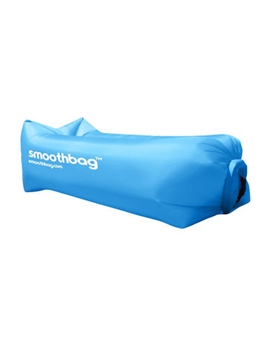 Smoothbag Portable Lounging Sofa with Headrest-BLUE-One Size