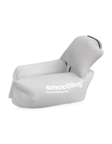 Smoothbag Portable Lounging Chair-GREY-One Size