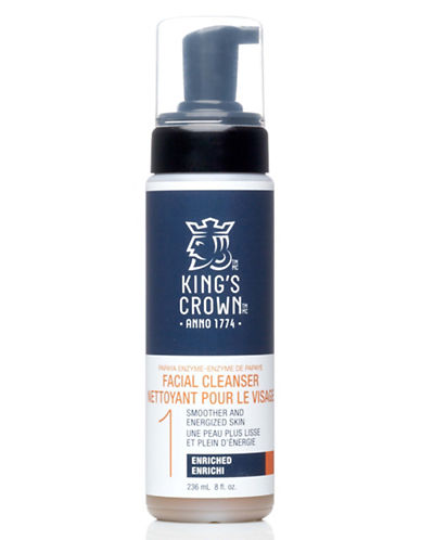 Kings Crown Enriched Foaming Facial Cleanser-NO COLOUR-0