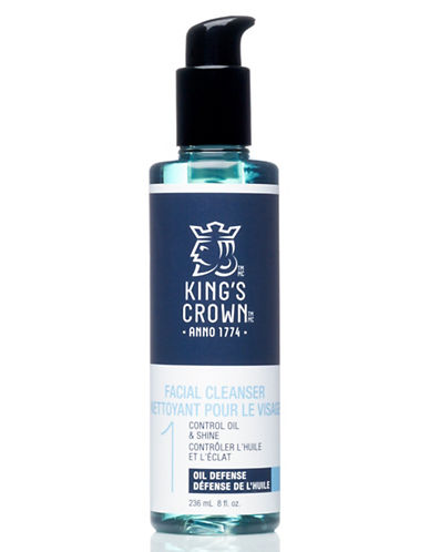 Kings Crown Oil Defense Facial Cleanser-NO COLOUR-0