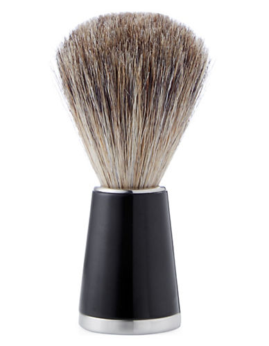 Kings Crown Pure Badger Hair Shaving Brush-NO COLOUR-0