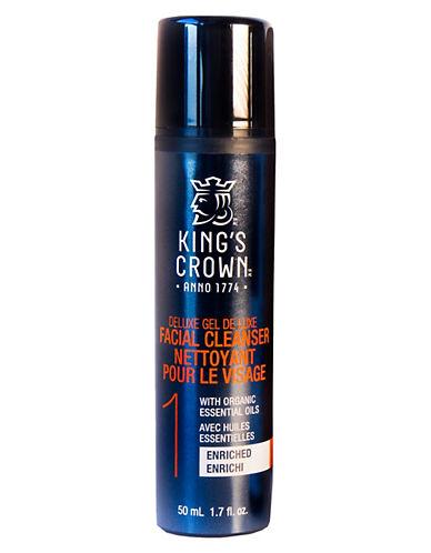 Kings Crown Delux Gel Facial Wash-NO COLOUR-0