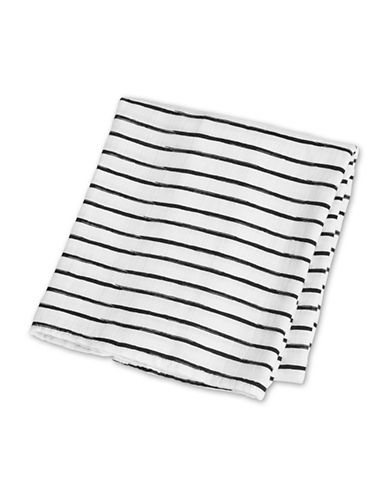 Lulujo Messy Stripe Blanket-MULTI-One Size