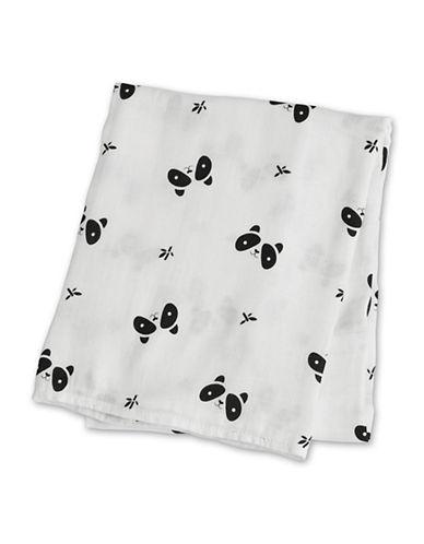 Lulujo Panda Print Blanket-MULTI-One Size