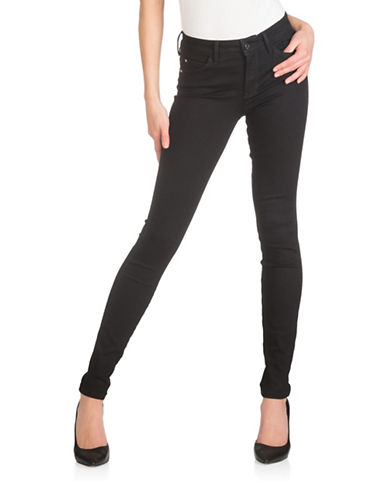 Guess Curve-X Skinny Jeans-BLACK-31