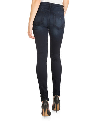 Guess Curve-X  Skinny Jeans-BLUE-31