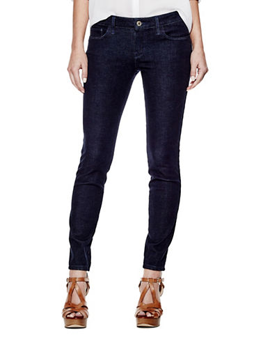 Guess Power Skinny Jeans-BLUE-32