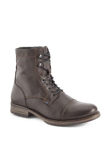PEGABO Kadeg Short LaceUp Boot brown Size 95