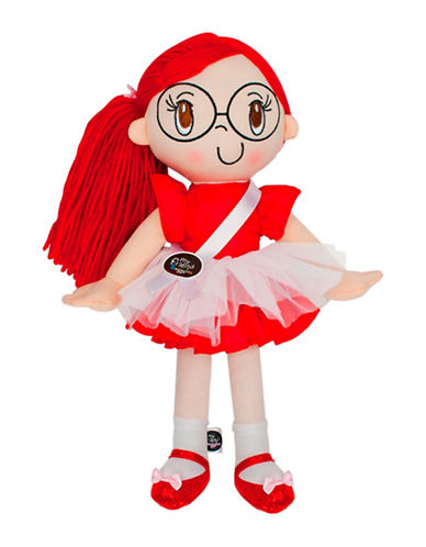 My Friend Huggles Rubi Little Grateful Plush Doll-MULTI-One Size 88550642_MULTI_One Size