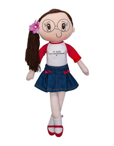 My Friend Huggles Rubi Grateful Plush Doll French-MULTI-One Size 88552374_MULTI_One Size