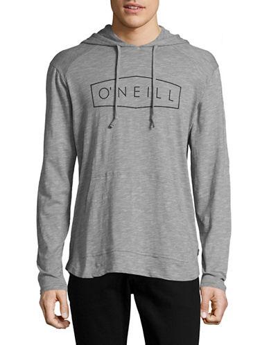 ONeill Unity Logo Hoodie-GREY-XX-Large