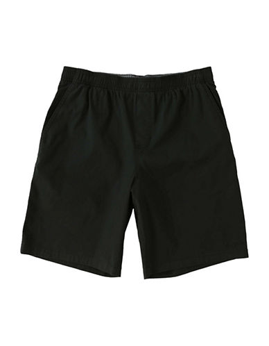Jack ONeill Salty Regular-Fit Shorts-BLACK-Large