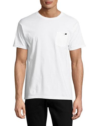 ONeill Kidman Crew Neck T-Shirt-WHITE-X-Large