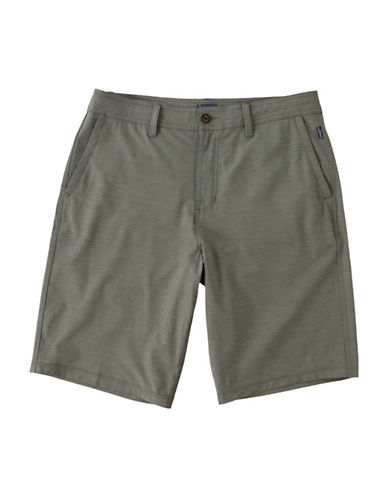 Jack ONeill Sterling Regular-Fit Shorts-GREY-32