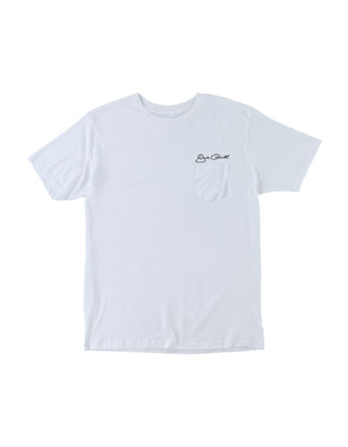 Jack O'Neill Signature Faux Pocket T-Shirt-WHITE-Large 88419978_WHITE_Large