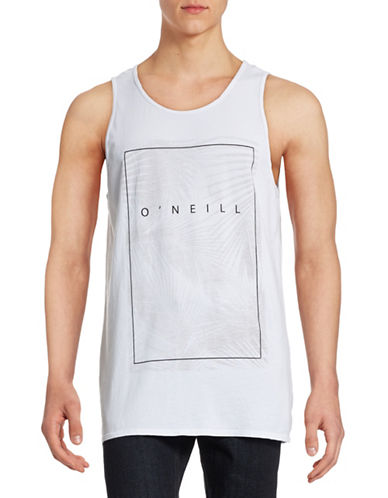 O'Neill Printed Tank-WHITE-Large 88277733_WHITE_Large