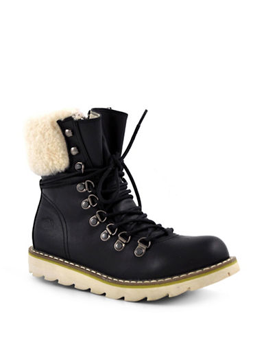 Royal Canadian Lethbridge Boots-BLACK-8.5