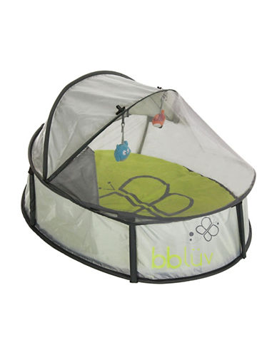 Bbluv Nido Mini Travel Bag and Play Tent-GREY-One Size