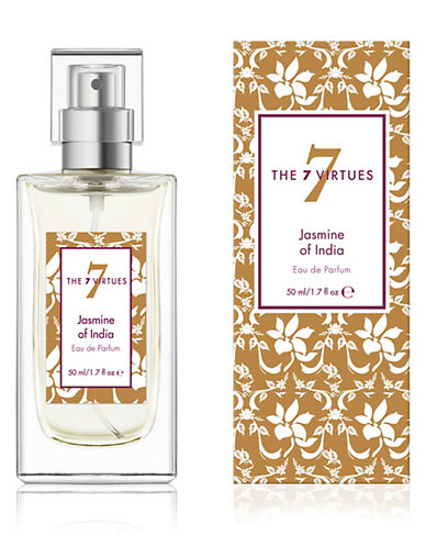 The 7 Virtues Lisa Ray Jasmine of India-NO COLOUR-50 ml