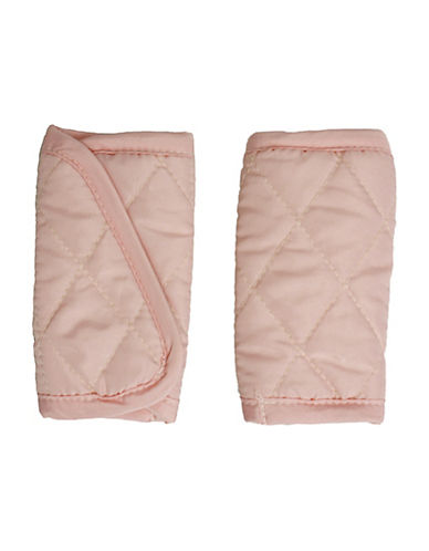 Mint Marshmallows Seatbelt Cover-PINK-One Size