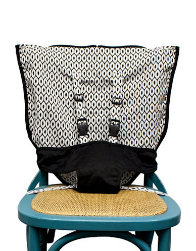 Mint Marshmallows Travel Seat-BLACK-One Size