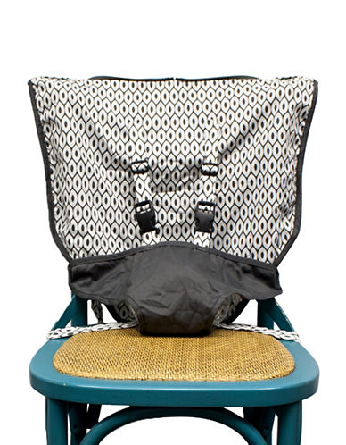Mint Marshmallows Travel Seat-GREY-One Size