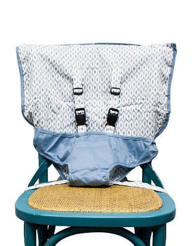 Mint Marshmallows Travel Seat-BLUE-One Size