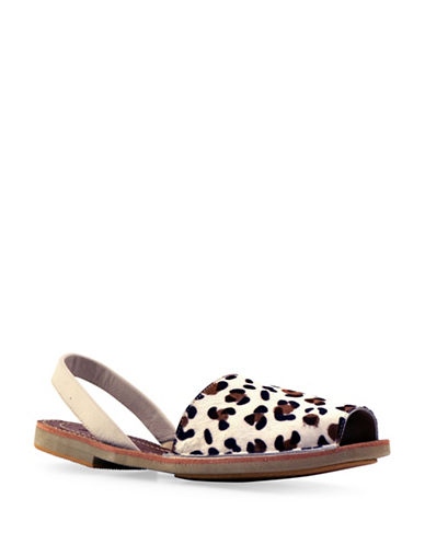 Royal Canadian Balliol Zebra Sandals-LEOPARD-10