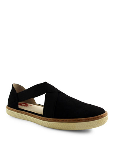 Royal Canadian Kananaskis Slip-On Flats-BLACK-8