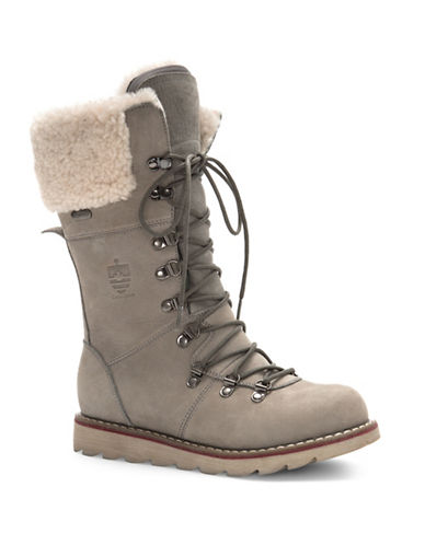 Royal Canadian Louise Boots-GREY-6