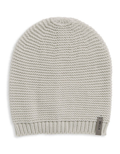 Rella Fidelity Slouch Knit Hat-VAPOUR-One Size