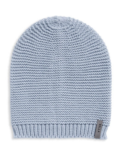Rella Fidelity Slouch Knit Hat-BLUE-One Size